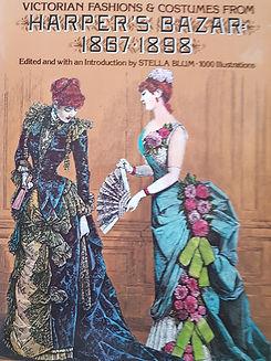 Harper's Bazar 1867-1898 #effiesdolls.com