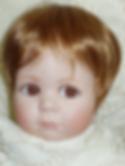 Doll Wig baby effiesdolls.com