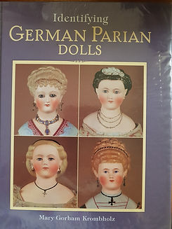 Identifying German Parian Dolls #effiesdolls.com