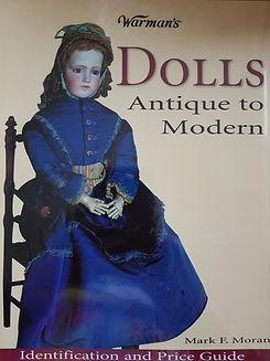 Dolls Antique to Modern #effiesdolls.com