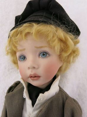 Dawn as Oliver Twist #effiesdolls.com