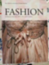 Fashion The collection of the Kyoto costume institute A History from the 18th to the 20th century. Book excellent condition hard cover, cover torn at top. Large hard cover books.  There are to books within this cover. $60 effiesdolls.com