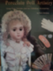 Porcelain Doll Artistry By Karin Buttigieg Excellent Condition, soft cover $15