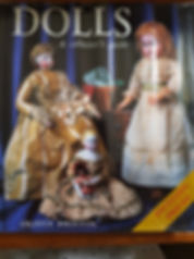 Dolls A collector's Guide by Olivia Bristol Excellent condition hard cover $35 effiesdolls.com