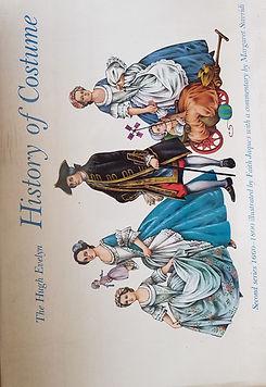 The Hugh Everly History of Costume #effiesdolls.com