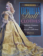 Sewing Victorian Doll Clothes By Michelle Hamilton Excellent condition,hard cover $30 effiesdolls.com