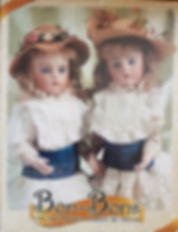 Bon-Bons Theriault's Excellent Condition,soft cover $40 ​ effiesdolls.com