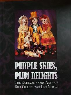 Purple Skies, Plum Delights #effiesdolls.com
