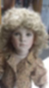 Doll Wig S5 effiesdolls.com