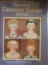 Identifying German Parian Dolls Mary Gorham Krombholz Excellent condition,Hard cover $50 effiesdolls.com