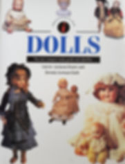 Dolls by Valerie Jackson-Douet and Brenda Great-Clark Excellent condition, hard cover $15 effiesdolls.com