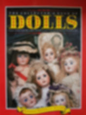 The Collector's Book of Dolls by Brenda Gerwat-Clark Excellent Condition, Hard cover $20