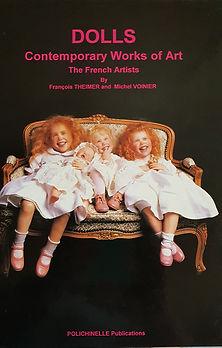 Dolls Contemporary Work of Art #effiesdolls.com