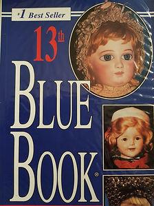 13th Blue Book #effiesdolls.com