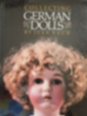 Collecting German Dolls By Jean Bach Excellent condition, Hard Cover $20 effiesdolls.com