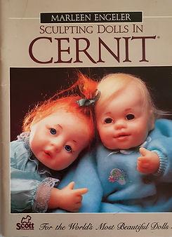 Sculpting Dolls in Cernit #effiesdolls.com