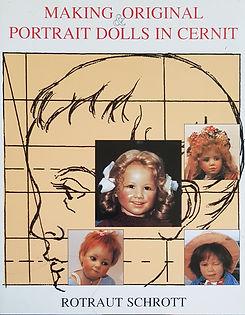 Making Original & Portrait Dolls in Cernit #effiesdolls.com