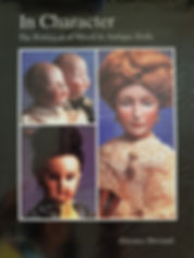 In Character Florence Theriault Excellent condition, soft cover $30 effiesdolls.com