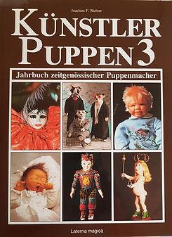 Kunstler Puppen 3 #effiesdolls.com