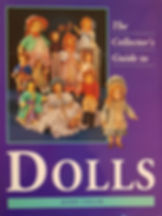 The Collector's Guide to Dolls by Kerry Taylor $15 effiesdolls.com
