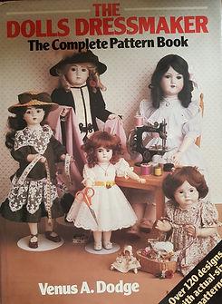 The Dolls Dressmaker #effiesdolls.com