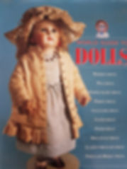 World guide to Dolls by Valerie Jackson Dovet Excellent Condition Hard cover 2 copies $30 effiesdolls.com