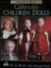 German Children Dolls by Mildred Seeley Excellent condition, soft cover $15