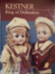 Kestner King of Dollmakers by Jan Foulke Excellent condition, hard cover $50 effiesdolls.com
