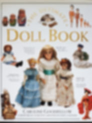 The Ultimate Doll Book $20 effiesdolls.com