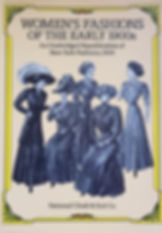 Women's Fashions of the early 1900's $25 effiesdolls.com