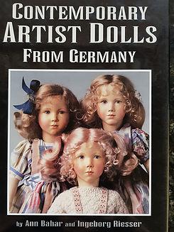 Contemporary Artist Dolls from Germany #effiesdolls.com