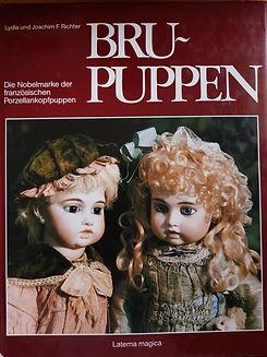 Bru Puppen #effiesdolls.com