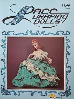 Lace Draping Dolls #effiesdolls.com