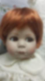 Doll Wig Nick effiesdolls.com