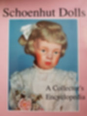 Schoenhut Dolls A Collector's Encyclopedia  By CarolCorson Excellent condition, hard cover $30 effiesdolls.com