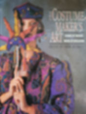 The Costume Maker's Art By Them Boswell Excellent condition, soft cover $20 effiesdolls.com