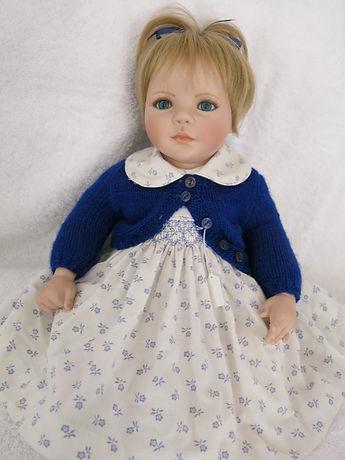 Baby Anne #effiesdolls.com