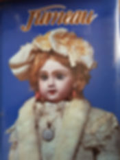 Jumeau  Constance Eileen King  Excellent condition hard cover  $50 effiesdolls.com