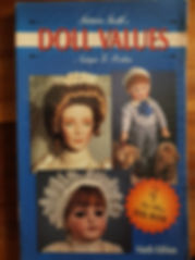 Doll Values Patricia Smith great condition, soft cover $5 effiesdolls.com