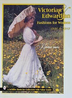 Victorian & Edwardian Fashion for Women 1840-1919 #effiesdolls.com