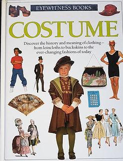 Costume by Eyewitness Books #effiesdolls.com
