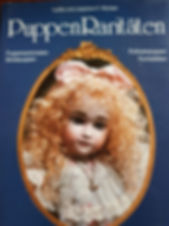 PuppenRaritaten by Lydia & Joachim F. Richter Excellent condition, hard cover $20 effiesdolls.com