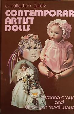 Contemporay Artist Dolls #effiesdolls.com