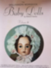 The Dollmakers Workbook Baby Dolls By Mildred Seeley Volume 11 Great Condition,soft cover $15 effiesdolls.com