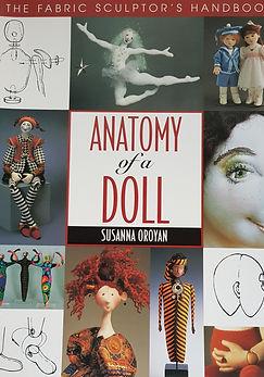 Anatomy of a Doll #effiesdolls.com