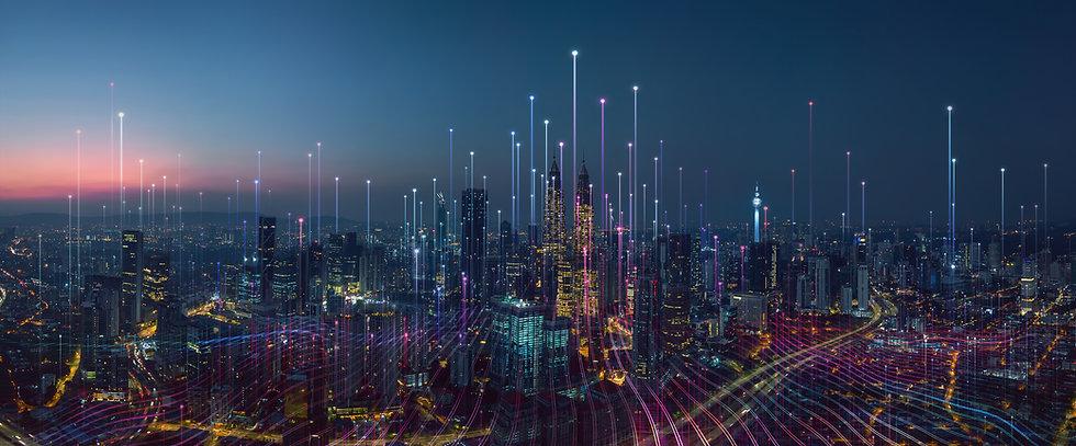 Digital, Smart city