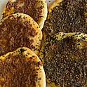 Za'tar Lebanese pastry