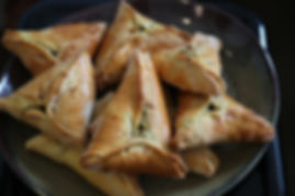 lebanese Pastries