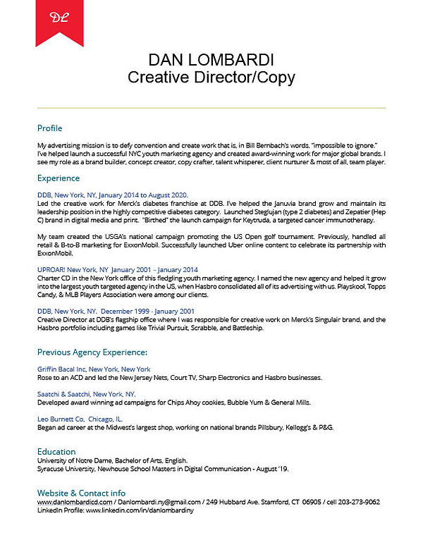 Dan_Lombardi Ad resume 2020 - post DDB.j