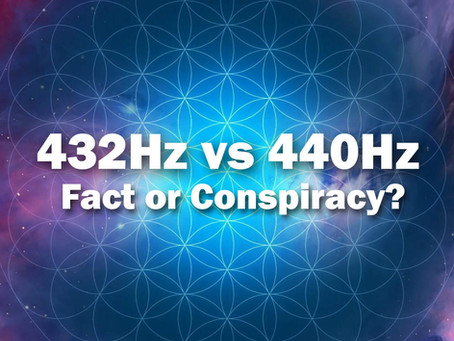 432Hz vs 440Hz Tuning – Fact or Conspiracy?